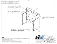 Black Hawk Labs 4U + 2U Standard MiniRaQ MRQ100V06 Leaflet