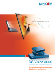 Minicom Advanced Systems 0VS50006A User Manual