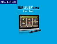 Rand McNally rvnd-5510 User Guide