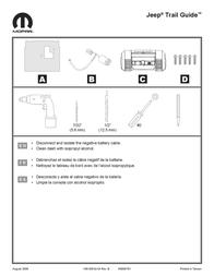 Jeep HP6371 User Manual