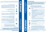 Spaun SMK 17089 F 842423 Data Sheet