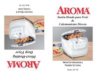 Aroma ADF-182 User Manual