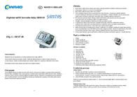 Sanitas SBM 03 651.21 User Manual