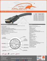 Atlona ATP-14009L-15 Leaflet