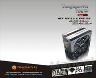 Thermaltake Toughpower W0105RU Power Supply W0105RU User Manual