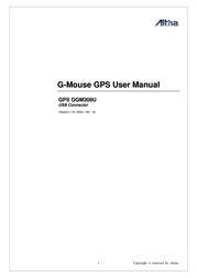 Altina GGM308U User Manual