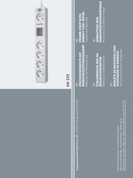 Brennenstuhl 1155400015 User Manual