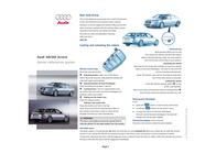 Audi A6 AVANT User Manual