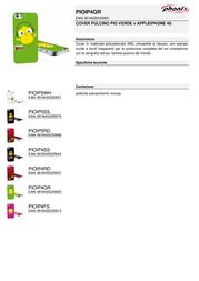 Phonix PIOIP4GR Leaflet