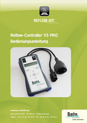 Beta Layout REFLOW-CONTROLLER V3 PRO RK-10579 RK-10579 数据表