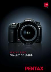 Pentax K10D 19095 User Manual
