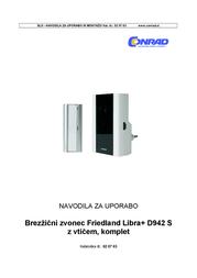Friedland D942 S Wireless Bell 200033 User Manual