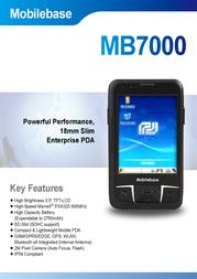 Synkro MB7000 Leaflet