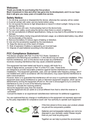 Aiptek PocketCinema V10 430002 User Manual