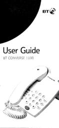 British Telecom 036259 User Manual
