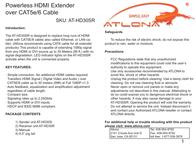 Atlona AT-HD30SR Leaflet