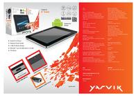 Yarvik TAB310 Leaflet