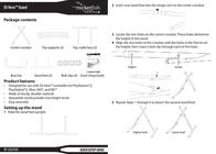 Rocketfish RF-GSL010A Leaflet