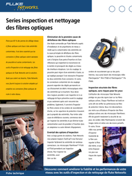 Fluke Networks NFC-SWABS-1.25MM Cable tester, cable tester NFC-SWABS-1.25MM Data Sheet