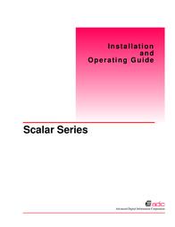 ADIC Scalar Series User Manual