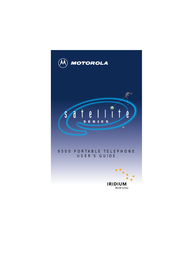 Iridium 9500 User Manual