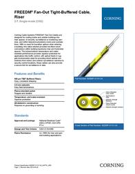 Accu-Tech CABLE PER FOOT 002E6F-31131-24 User Manual