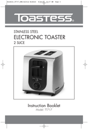 Toastess Electronic TT717 User Manual