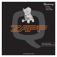 Quinny Zapp 01474C User Manual