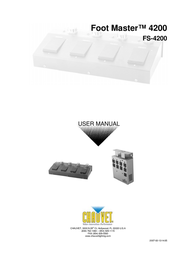 Chauvet FS-4200 User Manual