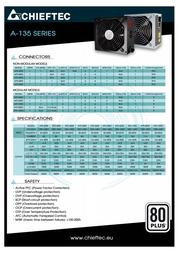 Chieftec APS-350S Leaflet