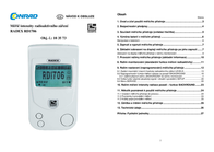 Radex RD1706 Radiation Monitor RD1706 Data Sheet