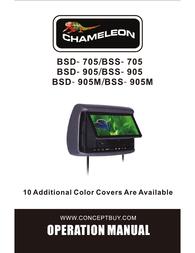 Concept BSD705PKG Bundle Owner's Manual