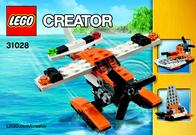 Lego Creator LEGO® CREATOR 31028 WASSERFLUGZEUG 31028 User Manual