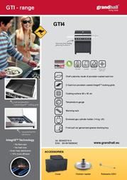 Grand Hall GTI-4 B03430241A Leaflet