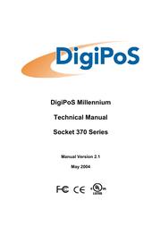 digipos millennium Technical Manual
