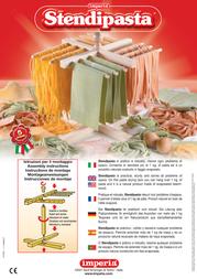 Imperia STENDIPASTA Leaflet