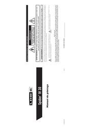 Line 6 Spider IV 30 LINE 6 SPIDER IV 30 Data Sheet