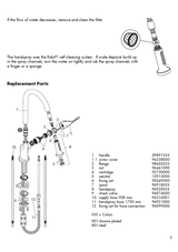 Hansgrohe 39835801 Installation Instruction Page 1 Of 8 Manualsbrain Com