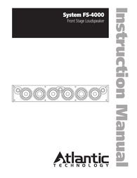 Atlantic Technology FS-4000 User Guide