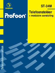 Profoon ST-34M Leaflet