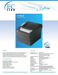 EC Line EC-PM-80220 Leaflet