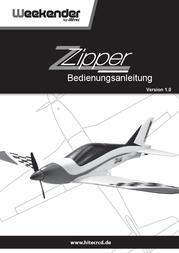 Hitec Zipper 110944 Data Sheet