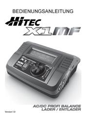 Hitec 11 - 18 V / DC, 100 - 240 VCharger ForLiPolymer, LiFe, Li-ion, NiCd, NiMH, Lead-acidRechargeable batteries 114120 Data Sheet
