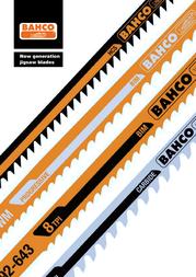 Bahco Jigsaw Blades User Manual