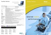 Acer Travelmate 661LMi Cent 1.4 40GB 512M LX.T2905.037 Dépliant