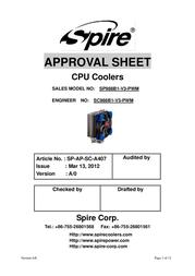 X2 988N1-V4-PWM X2-988N1-V4-PWM User Manual