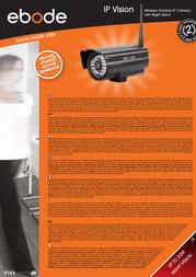 ebode IPV58 Leaflet