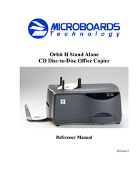 Microboards Technology CD Disc-to-Disc Office Copier II User Manual