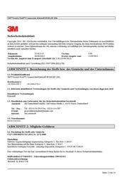 3M Multimedia projector S20 S20 Data Sheet