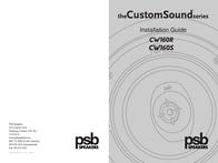PSB chs212 User Manual